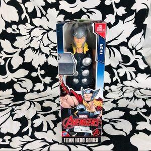 5 for $25| Avengers Titan Hero 12-inch Thor Figure